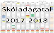 Skoladagatal_2017-2018